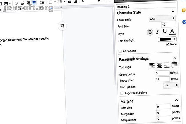 Google Docs är nu ett kontor för kontor.  Med hjälp av dessa tillägg kan du göra dina Google Dokument ser vackra och eleganta.