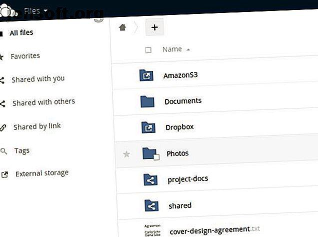 Letar du efter ett Dropbox-alternativ som inte innebär några begränsningar?  Här är de bästa självhostade Dropbox-alternativen.