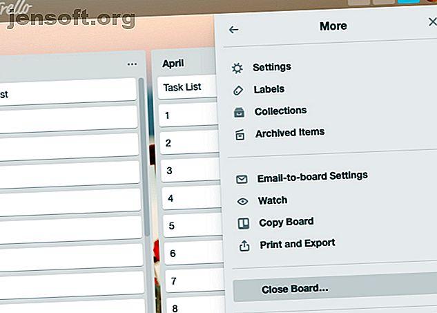 Désencombrer vos tableaux Trello facilite la navigation et permet de trouver plus rapidement les cartes.  Commencez à utiliser ces conseils d'organisation Trello.