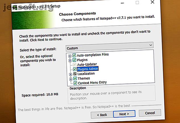 Notepad ++ är jackad med funktioner.  Jämför-plugin är ett annat bra tillägg om du enkelt vill jämföra två filer.