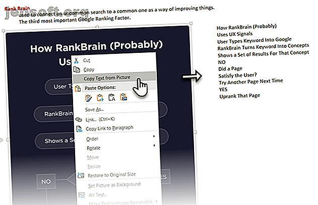 Vill du ha OCR-programvara gratis?  Den här artikeln samlar de sju bästa programmen som gör bilder till text.