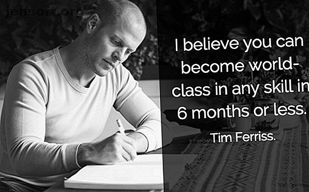 Det är en myt att det tar 10 000 timmar att behärska en färdighet.  Ta reda på hur du kan lära dig något utan att följa 10.000-timmarsregeln.