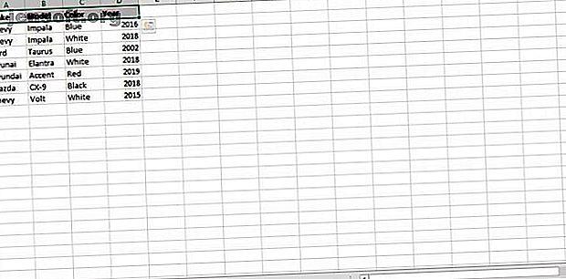 Besoin de combiner plusieurs ensembles de données en un seul dans Microsoft Excel?  Voici comment procéder facilement à l'aide de Microsoft Power Query.