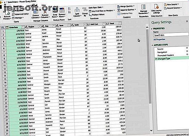 Microsoft Power Query pour Excel est un nouvel outil qui vous donne plus de contrôle sur vos feuilles de calcul que jamais auparavant.