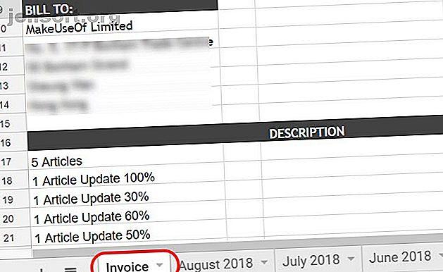 Vous oubliez régulièrement d'envoyer des factures?  Voici comment automatiser le processus avec un script Google ou même avec une macro.