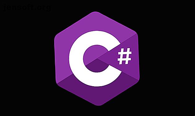 Det finns många programmeringsspråk, så vilket ska du välja att lära dig?  Här är flera skäl att lära sig C #.