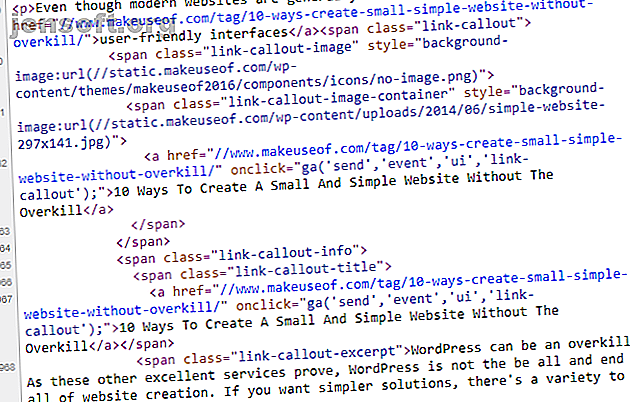 HTML är ryggraden på varje webbsida.  Om du är nybörjare, låt oss leda dig genom de grundläggande stegen för att förstå HTML.