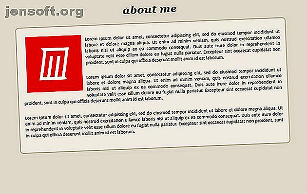 Prova dessa HTML-mallar för att bygga din webbplats idag även om du inte har några HTML-färdigheter.