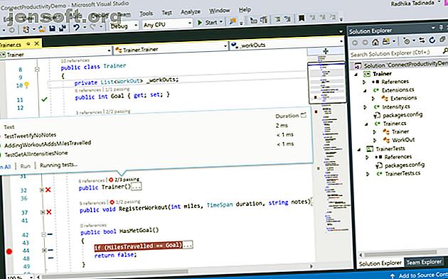 ¿Desea una manera fácil de programar sin pagar aplicaciones y tutoriales?  ¡Mira la biblioteca de recursos de desarrollo de Microsoft!