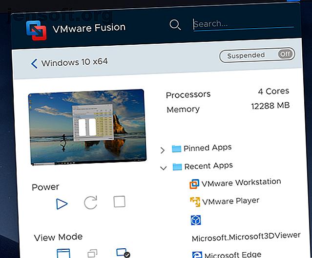 VMWare Fusion version 11 est ici.  Voici pourquoi c'est une excellente mise à jour pour quiconque a besoin d'exécuter une machine virtuelle sur son Mac.