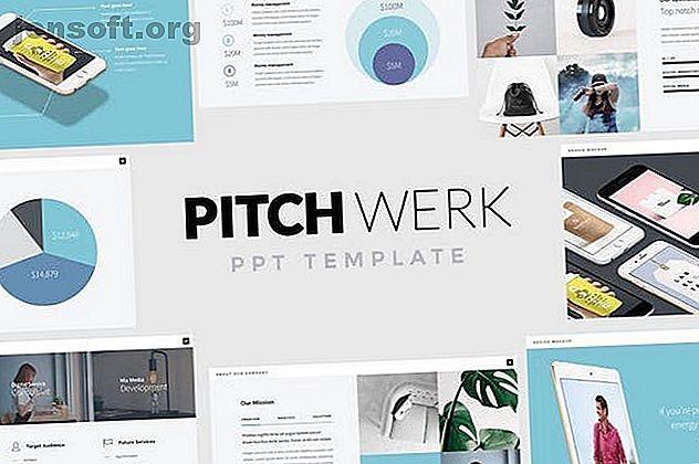 Ces modèles de deck de pitchs d'entreprise impressionnants vous offrent un moyen puissant de communiquer vos idées aux personnes qui comptent le plus pour vous.