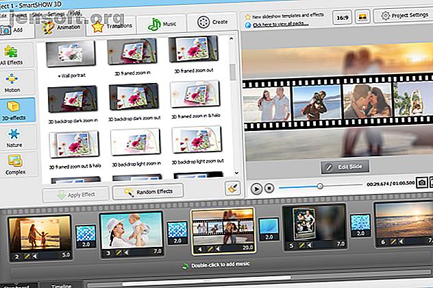 SmartSHOW 3D est un logiciel de diaporamas vidéo et photo pratique qui vous permet de faire des présentations lisses en quelques minutes.  Voilà comment cela fonctionne.