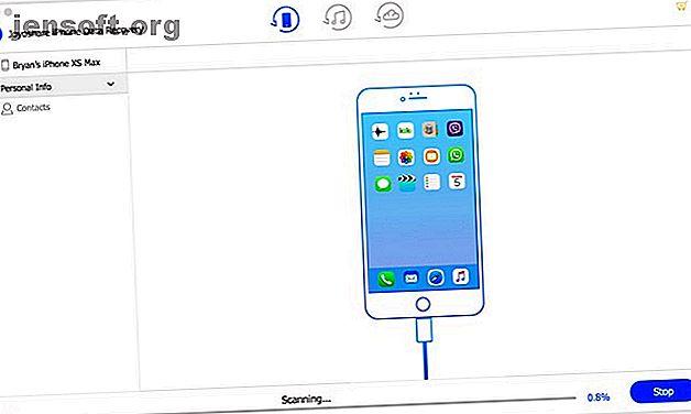 Para aquellos momentos en que haya borrado un archivo importante de su iPhone, debe recurrir al software de recuperación de datos de iPhone de Joyoshare.