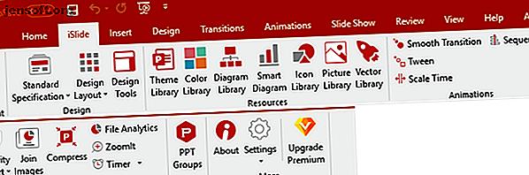 iSlide le brinda toneladas de recursos y herramientas para potenciar sus presentaciones de PowerPoint.  Aquí hay una muestra de lo que ofrece.