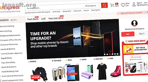 Qu'est-ce que Aliexpress?  Est-il sécuritaire de magasiner?  Existe-t-il des vulnérabilités de sécurité?  Notre revue Aliexpress découvre si c'est légitime.