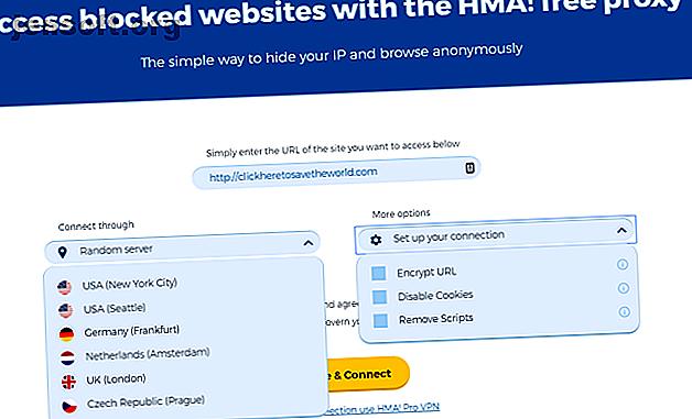 Ser du etter en proxy-server for å unngå internettblokker?  Prøv disse gratis proxy-serverne for å se på nettet slik du vil.