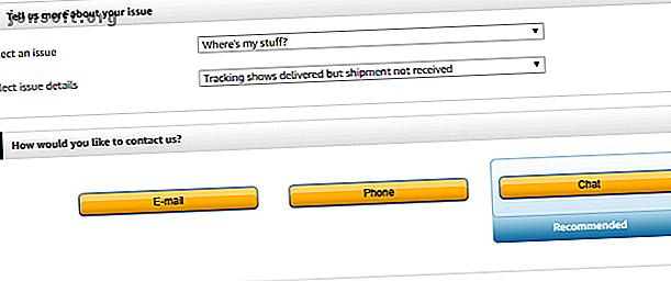 Acheté quelque chose sur Amazon mais le paquet n'est jamais arrivé?  Voici ce qu'il faut faire si votre article Amazon n'a pas été livré.