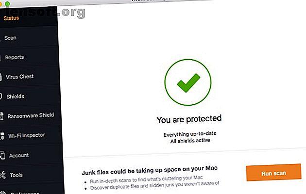 Los virus y los problemas de seguridad abundan, incluso en Mac.  Es fundamental que use un antivirus gratuito para Mac, sin importar cuán inteligente sea.