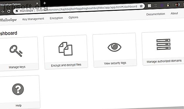 Les comptes de messagerie contiennent les clés de vos informations personnelles.  Voici comment chiffrer votre compte Gmail, Outlook.com et d'autres comptes de messagerie.