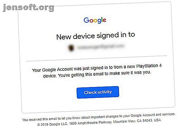 Une activité étrange dans Gmail peut indiquer que vous avez été piraté.  Mais une fois que vous l'avez repéré, comment sécurisez-vous un compte Gmail?