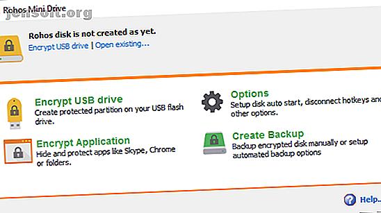 फ्लैश ड्राइव को एन्क्रिप्ट करना सीखना चाहते हैं?  यहां एक अंगूठे ड्राइव की रक्षा और सुरक्षित करने के लिए सबसे अच्छा मुफ्त उपकरण हैं।