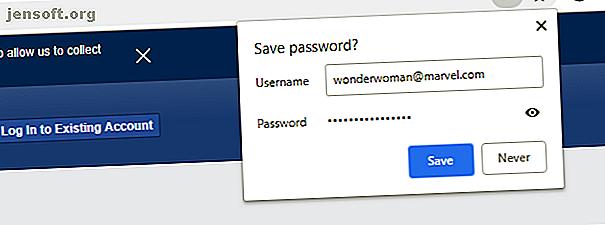 Vous recherchez un gestionnaire de mot de passe?  Voici pourquoi vous devriez rester simple et faire confiance au gestionnaire de mots de passe de Google Chrome.