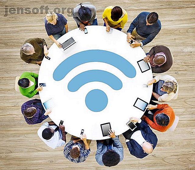 Vous envisagez de partager votre mot de passe Wi-Fi?  Vous le partagez déjà?  Voici pourquoi vous ne devriez jamais partager votre connexion Wi-Fi.