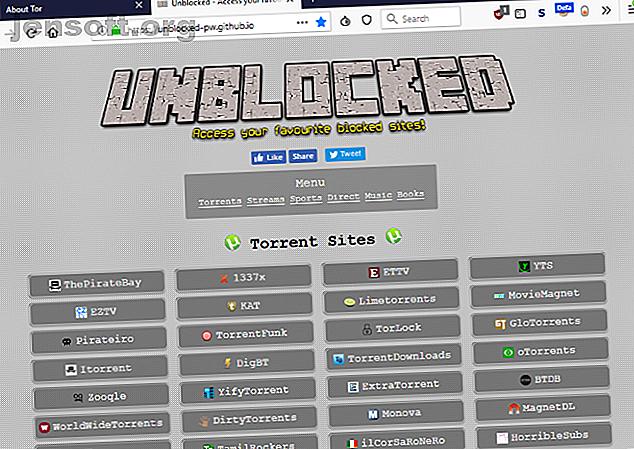 PirateBrowser peut sembler une promotion inutile pour Pirate Bay, mais il peut également aider à éviter la censure.