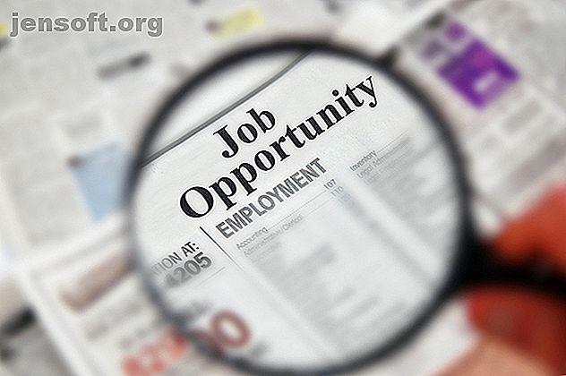 Si vous êtes à la recherche d'un emploi ou d'un emploi mieux rémunéré, vous pourriez être dupé aux arnaques à l'emploi.  Voici ce qu'il faut rechercher et rester en sécurité.