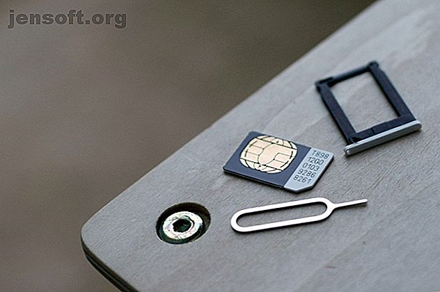 Avec l'augmentation de l'accès aux comptes mobiles et de 2FA pour la sécurité, l'échange de cartes SIM constitue un risque croissant pour la sécurité.  Voici comment l'arrêter.