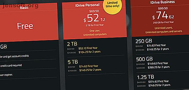 Vous souhaitez conserver des sauvegardes régulières de vos données?  La meilleure option consiste à les stocker en ligne, en utilisant l'un de ces services de sauvegarde en ligne.