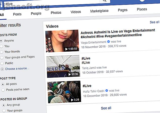 No siempre es fácil encontrar lo que estás buscando en Facebook.  Te mostramos cómo encontrar videos en Facebook.