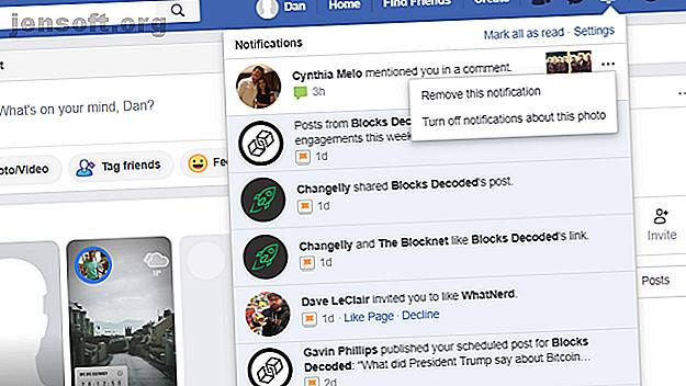 Facebook a la réputation de spammer les utilisateurs.  Voici tout ce que vous devez savoir sur la gestion des notifications Facebook.