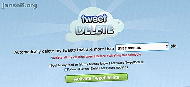Beaucoup de gens trouvent souvent que leurs vieux tweets reviennent les hanter.  Pour éviter le même sort, vous pouvez supprimer vos tweets.