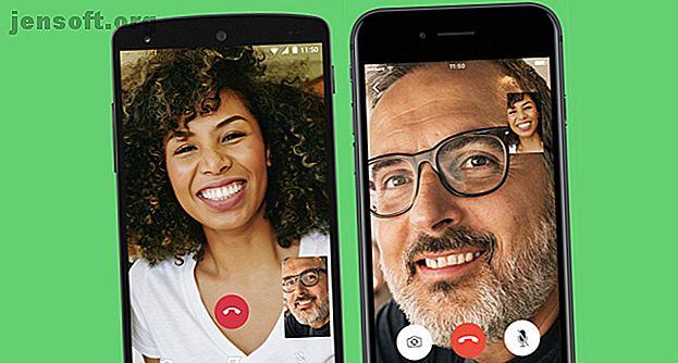 Les appels vidéo WhatsApp permettent le chat vidéo entre utilisateurs.  Nous couvrons tout ce que vous devez savoir sur la communication par vidéo en direct.