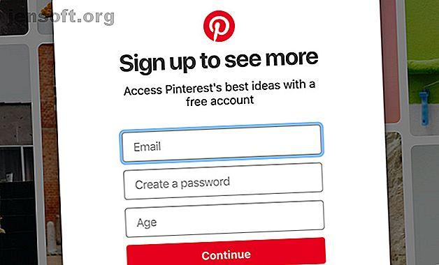 Qu'est-ce que Pinterest?  Comment fonctionne Pinterest?  Comment utilisez-vous Pinterest?  Nous expliquons les bases de Pinterest pour les débutants.