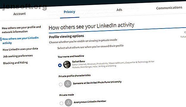 """Vous serez peut-être surpris par ce que vous pouvez trouver grâce à l'outil """"Qui a consulté votre profil"""" sur LinkedIn.  Voici comment l'utiliser ..."""