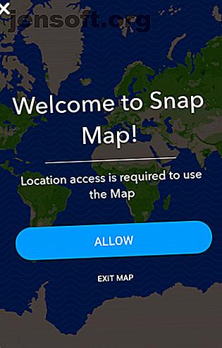 Aquí le mostramos cómo llegar y usar el Mapa de Snapchat (AKA Snap Map) y aprovechar al máximo esta divertida función de Snapchat.