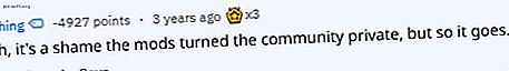 Une rébellion de joueurs, des opinions politiques conflictuelles et des drames internes ... Voici les commentaires Reddit les plus critiqués de tous les temps.