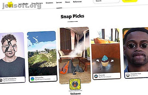 Aquí le mostramos cómo obtener más filtros, lentes y calcomanías de Snapchat para agregar un poco de brillo extra a sus instantáneas.