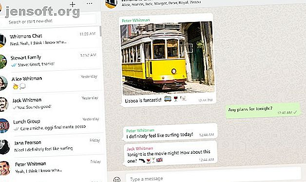 WhatsApp Web est un moyen rapide et facile d'utiliser les messages WhatsApp sur votre ordinateur.  Nous vous montrons comment utiliser WhatsApp Web sur votre PC.