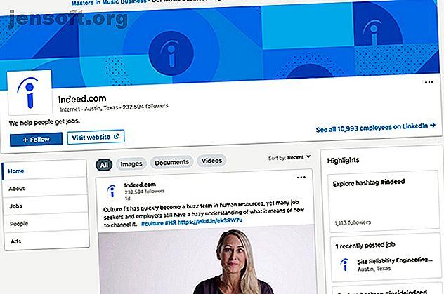 Aquí están las empresas que todos deberían seguir en LinkedIn.  Ofrecen información, ideas y contenido interesante para utilizar.