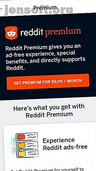Reddit propose un niveau d'abonnement appelé Reddit Premium.  Qu'est-ce que Reddit Premium et en quoi est-il différent de Reddit Gold?