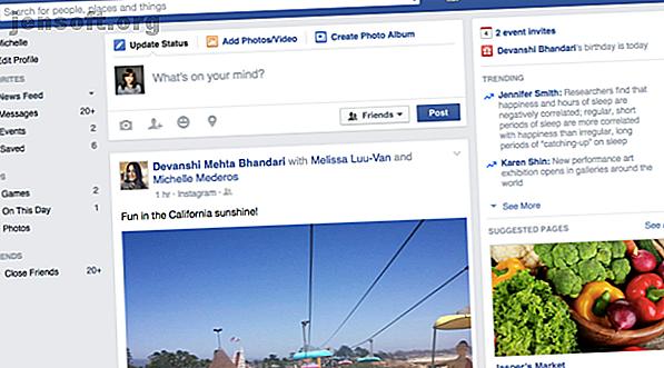Los canales algorítmicos solo sirven a las redes sociales.  Aquí le mostramos cómo cambiar a feeds cronológicos en Twitter, Instagram y Facebook.