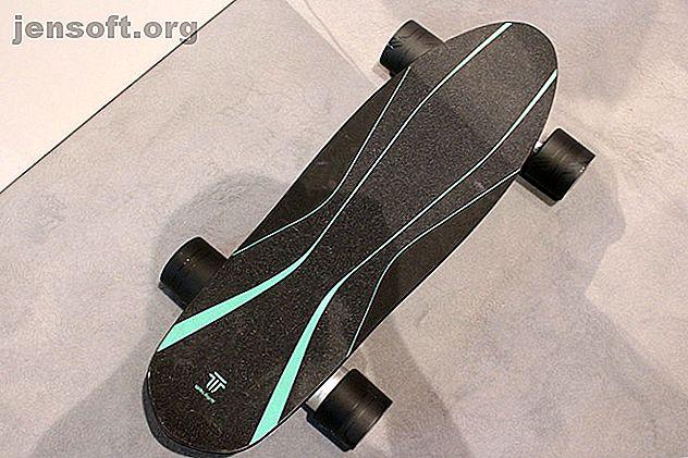 Le skateboard électrique Spectra X de Walnut, présenté à l'IFA 2019, pourrait bien être le meilleur skateboard non traditionnel à ce jour.