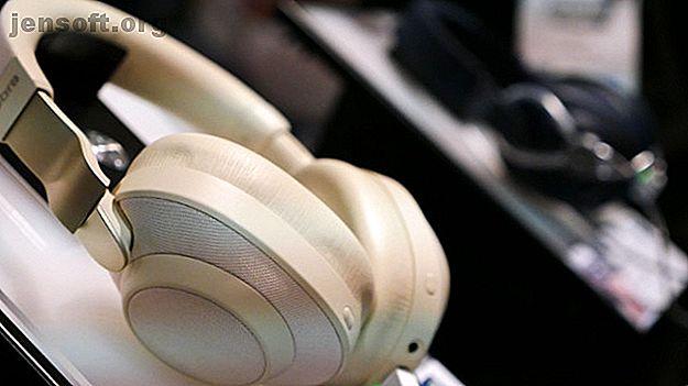 Le casque à annulation de bruit sans fil Jabra Elite 85h nous a absolument époustouflés au CES 2019.