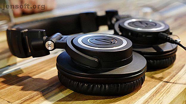 Les excellents écouteurs ATH-M50x d'Audio Technica sont passés au sans fil avec l'arrivée de l'ATH-M50xBT.