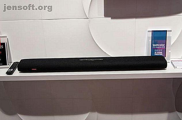 अमेज़न और एंकर ने मिलकर फायर टीवी के साथ एक साउंडबार बनाया है।  हमने IFA में नेबुलर साउंडबार --- फायर टीवी एडिशन देखा।