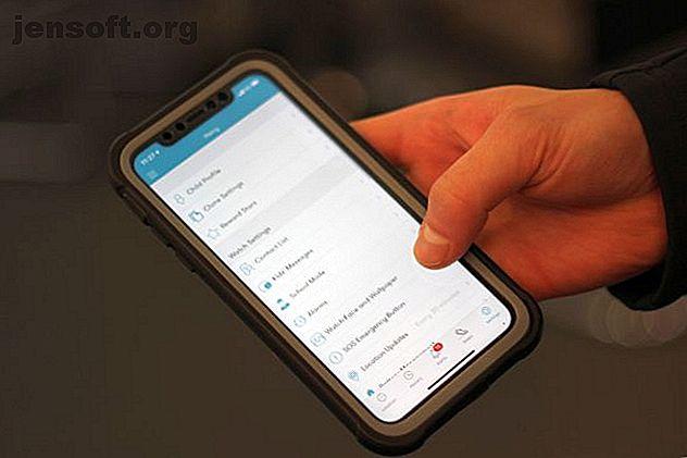 SpaceTalk es un teléfono inteligente seguro para niños que incluye el tipo de características de seguimiento y privacidad que faltan en otros teléfonos.