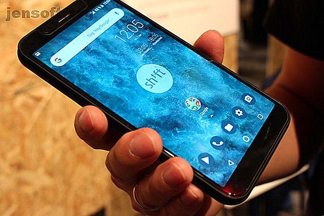 यह स्पष्ट होता जा रहा है कि तकनीक उद्योग ग्रह और लोगों के लिए खराब है।  जर्मनी का SHIFT अपने Shiftphone के साथ चीजों को हिला रहा है।